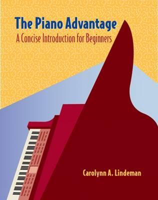 The Piano Advantage By Lindeman, Carolynn A.